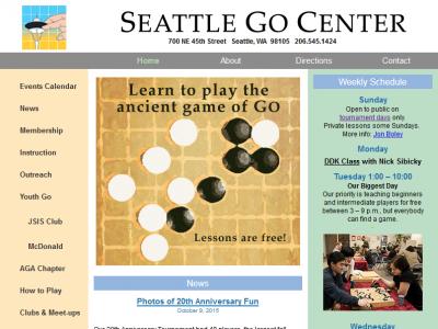 Seattle Go Center