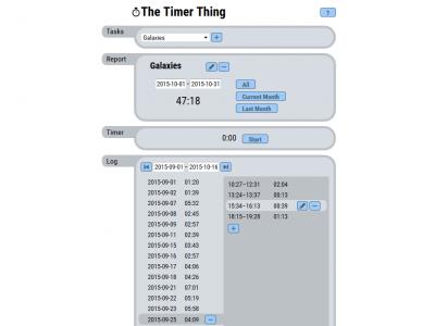 Timer Thing